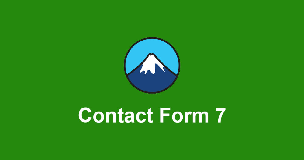 Wordpress plugin Contact Form 7