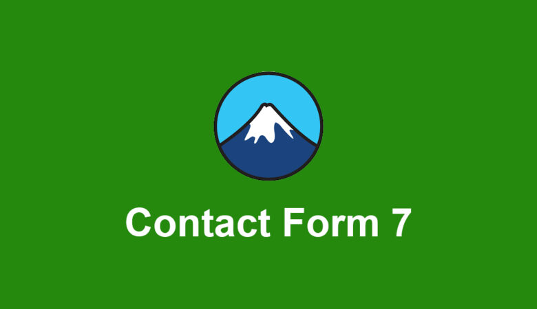 Wordpress plugin Contact Form 7