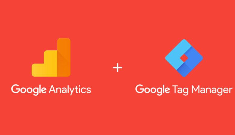 Google Analytics + Tag Manager